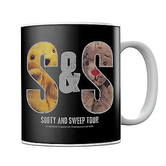 Sooty Und Sweep Tour Becher
