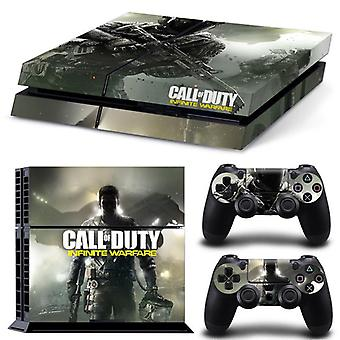 Sticker Protection Decals pour Console et Manette Sony Playstation PS4