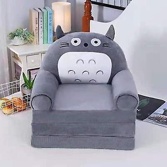 Lasten sohva muoti sarjakuva kruunu istuin lastentuoli kansi sohvan taitteluun kanssa
