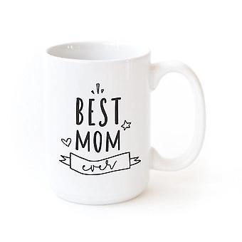Bästa mamma någonsin-kaffe mugg