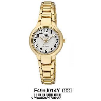 Q&q watch f499j014y