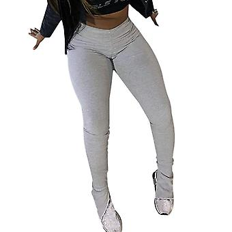 Stacked Legging, Jogging Femme Stacked Sweat Trousers