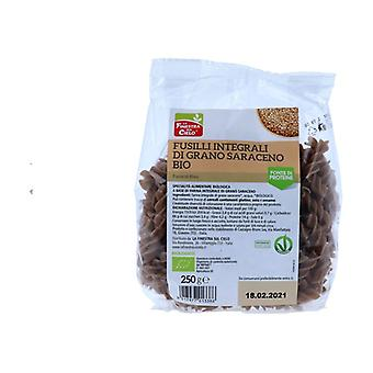 Wholemeal buckwheat fusilli None