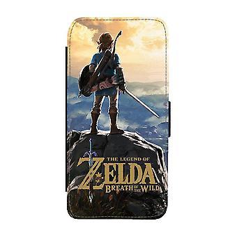 Zelda Breath of the Wild iPhone 12 Mini Wallet Case