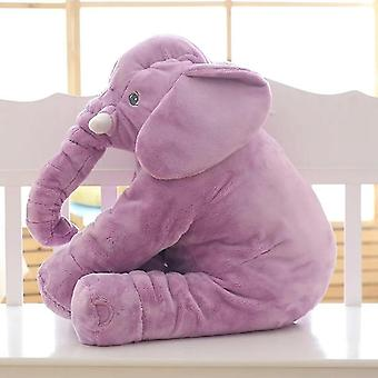 Elephant Teddy Stuffed Plush Soft Sleeping Pillow For Baby