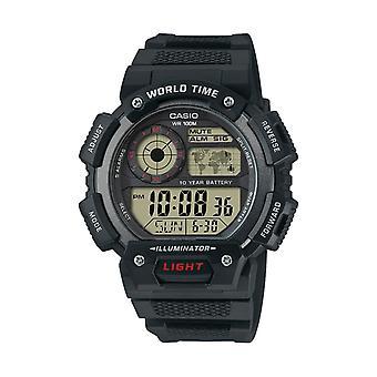Casio Ae-1400wh-1avef Watch - Casio Sport Och Mäns Technologies
