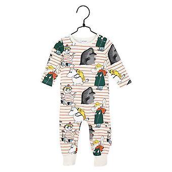 Moomin Hu Pyjama (Oranje) Martinex