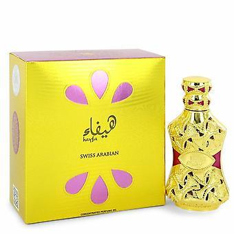 Swiss Arabian Hayfa by Swiss Arabian Concentrated Perfume Oil 0.5 oz / 15 ml (Women)
