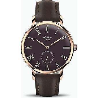 Votum - Reloj de pulsera - Hombres - Vintage pequeño V11.20.62.03