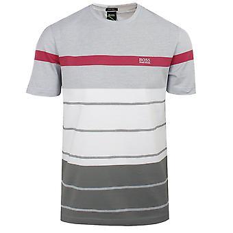 Hugo boss men's grey tee 13 t-shirt