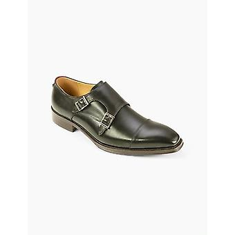 Lombary Black Monk Shoe