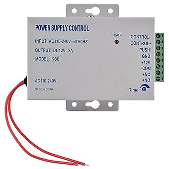 نظام الوصول إلى نظام الطاقة الكهربائية والتحكم مصغرة الطاقة / الكهربائية