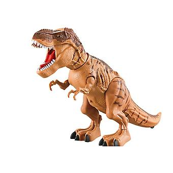 Electric Toy Large Size, Walking Spray Lay Eggs, Dinosaur Robot With Light,