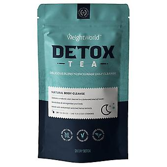 Detox Tea - 28 Day Weight Management Programme - Rich Source of energising vitamins & minerals -  Herbal formula for a gentle cleanse