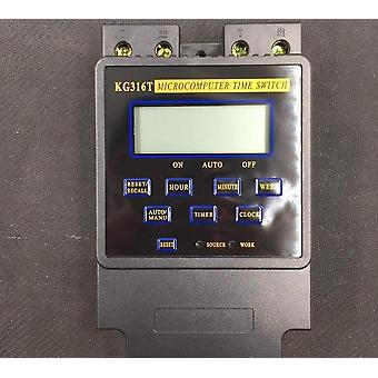 Intelligent Microcomputer Programmable Electronic Timer Time Switch Relay