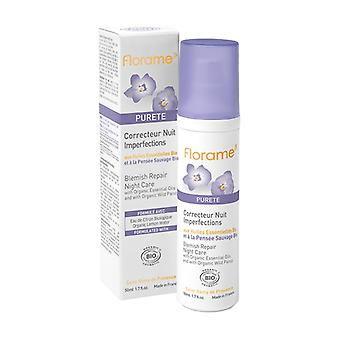 Corrector imperfections for night 50 ml of gel