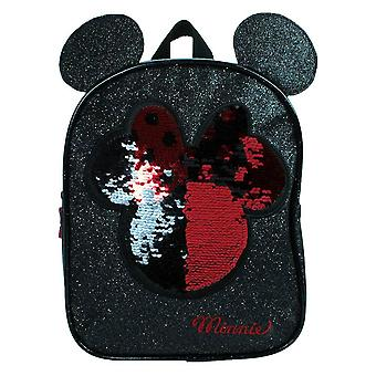 Children's Disney Minnie Mouse Reversible Sequin Backpack