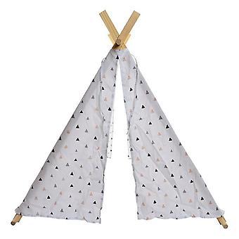 テント DKD ホーム デコル コットン ウッド ユニコーン (110 x 110 x 106 cm)
