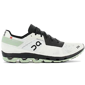 ON Running Cloudflash - Men's Running Shoes White 36.99643 Sneakers Sports Shoes