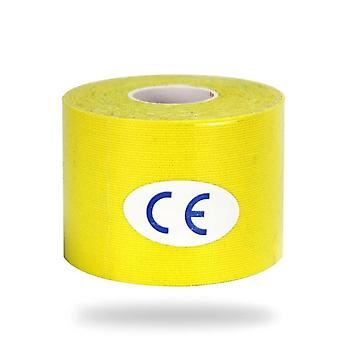 Kinesiology elastic tape for athletic recovery and pain relief
