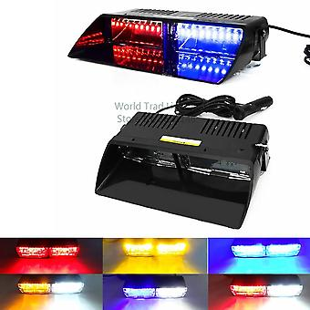S2viper Advarsel 16 Leds High Power 48w 18 Blinkende Tilstand Home Strobe Light