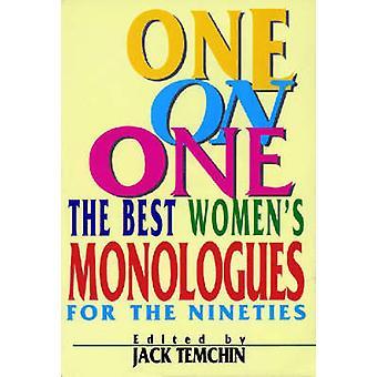 Yksi yhtä vastaan Jack Temchin