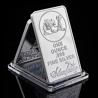 American Prospector 1oz 999 Value Fine Silver Bullion