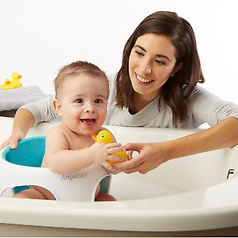 Angelcare Soft-Touch Baby Bath Seat Grey