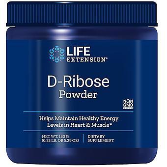 Lebensdauer Verlängerung D-Ribose Pulver 150g