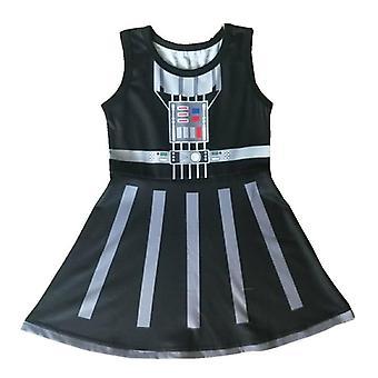 Dress For Family Matching Princess, Christmas Elsa Anna Sally Jack Dress