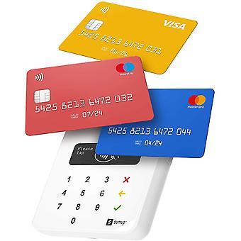 HanFei Air mobiles Kartenterminal zum bargeldlosen Bezahlen mit EC Karte, Kreditkarte Apple &