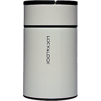 LOCK & LOCK Thermobehlter fr Essen & Suppe - PORTABLE FOOD JAR - Isolierbehlter Edelstahl fr