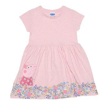 Peppa Pig Girls virág ruha