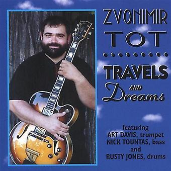 Zvonimir Tot - Travels & Dreams [CD] USA import