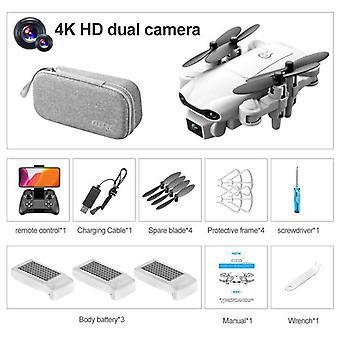 4d-v9 New Mini Drone 4k 1080p Hd Camera Wifi Fpv Air Pressure Altitude Hold