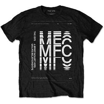 The 1975 - ABIIOR MFC Men's Small T-Shirt - Black