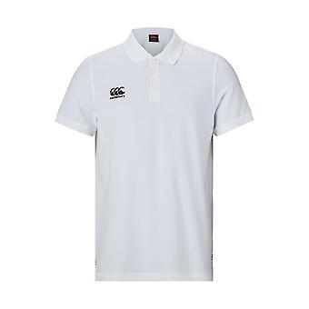 Canterbury Waimak Polo Shirt Biały - Średni