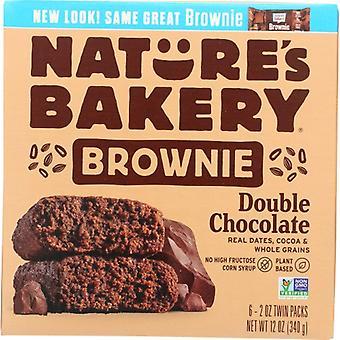 Natures مخبز بار براوني Ww Choc 6Ct, حالة 6 X 12 Oz