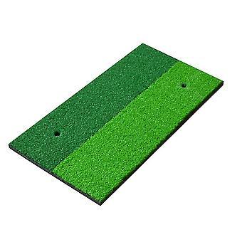 Achtertuin Golf Mat Training Aids Raken Swing Pad Praktijk Gras Outdoor Rijden