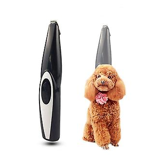 Dog hair trimmer usb rechargeable professional pets hair trimmer for dogs cats pet hair clipper grooming kit