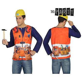 Adult T-shirt 7703 Builder