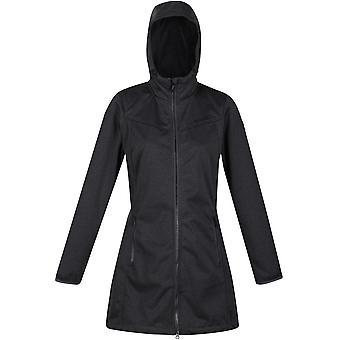Regatta Womens Alerie II Hooded Softshell Coat Jacket