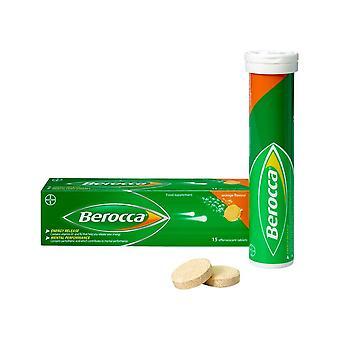 Berocca Tablets - Orange