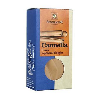 Cinnamon powder 40 g of powder