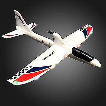 Rc vliegtuigen Usb opladen elektrische hand gooien glider diy vliegtuig speelgoed