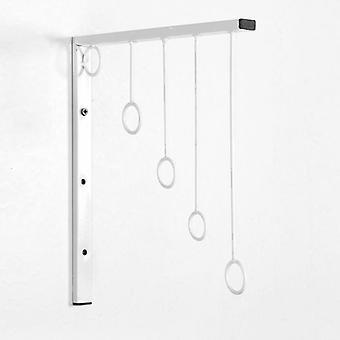 Kleding winkel hanger metalen haken rack ondergoed winkel hangers winkel kleding display rekken houder