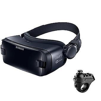 Gear vr 5.0 óculos 3d óculos capacete de realidade virtual embutido em giroscópio sens para Samsung Galaxy S9 s9plus s8 s8+
