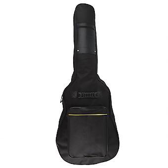 Водонепроницаемая гитара Gig Рюкзак Сумка Для электрогитары Сумка для гитары Черный чехол для гитары