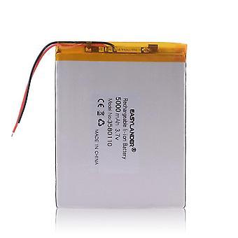 Li-ion Battery 3.7v Tablet 3.7v 5000mah (approx) For 8 Inch N83,n86 A85,a86