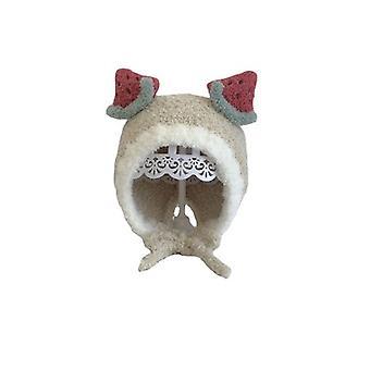Super Cute Fruit Baby Warm Hat